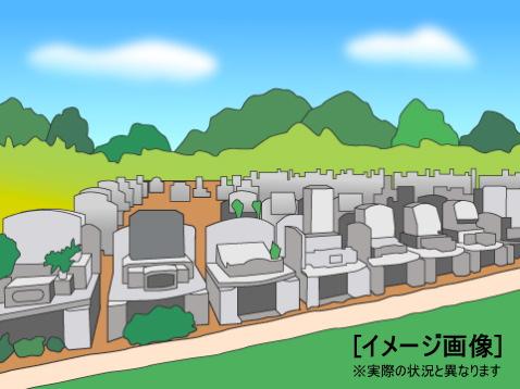 淡路市営 富島墓地